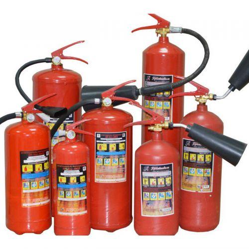 Как выбрать огнетушитель? Сколько нужно огнетушителей?