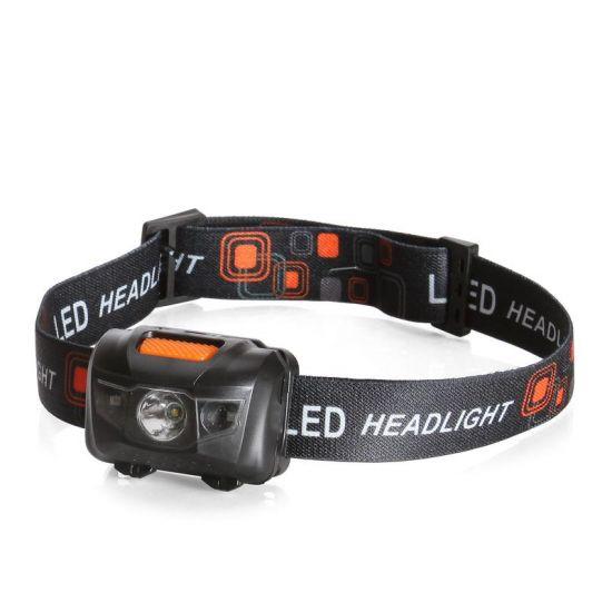 Фонарик налобный светодиодный HL-9023
